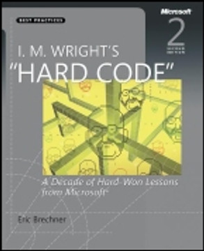"I. M. Wright's ""Hard Code"": A Decade of Hard-Won Lessons from Microsoft®"