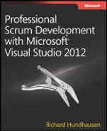 Cover of Professional Scrum Development with Microsoft® Visual Studio® 2012