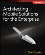 Cover of Architecting Mobile Solutions for the Enterprise