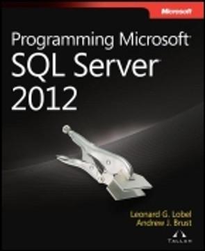 Programming Microsoft® SQL Server® 2012