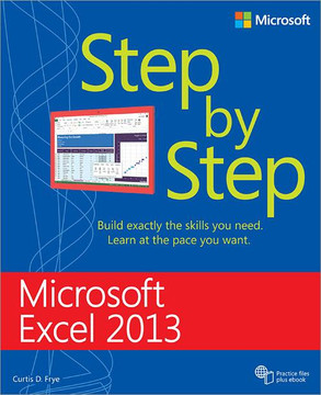 Microsoft Excel 2013: Step by Step