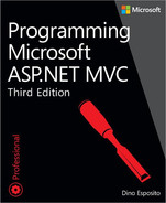 Cover of Programming Microsoft ASP.NET MVC