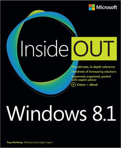 Windows® 8.1 Inside Out