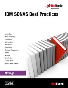 IBM SONAS Best Practices