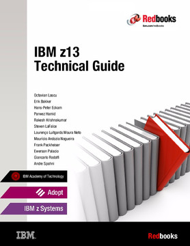 IBM z13 Technical Guide