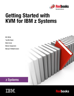 Getting Started with KVM for IBM z Systems