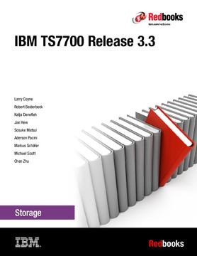 IBM TS7700 Release 3.3