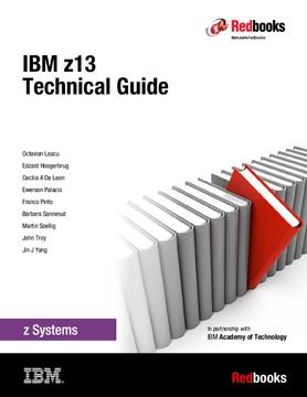 IBM z13 Technical Guide