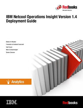 IBM Netcool Operations Insight Version 1.4: Deployment Guide