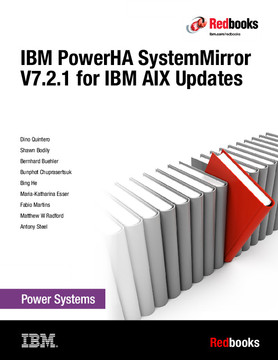 IBM PowerHA SystemMirror V7.2.1 for IBM AIX Updates