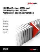 Cover of IBM FlashSystem A9000 and IBM FlashSystem A9000R Architecture and Implementation