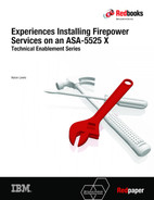 Experiences Installing Firepower Services on an ASA5525X Technical Enablement Series