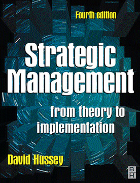 Strategic Management: From Theory to Implementation, 4th Edition