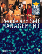 Cover of People and Self Management
