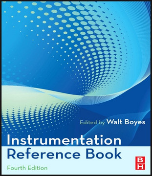 Instrumentation Reference Book, 4th Edition