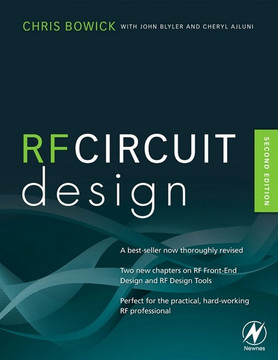 RF Circuit Design, 2nd Edition [Book]