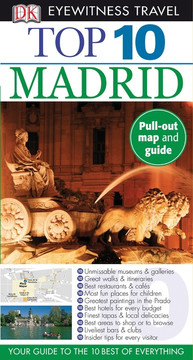 DK Eyewitness Top 10 Travel Guides Madrid