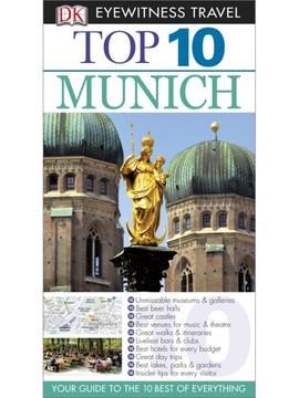 DK Eyewitness Top 10 Travel Guide: Munich