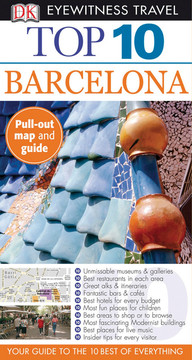DK Eyewitness Top 10 Travel Guides: Barcelona