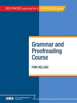 Grammar and Proofreading Course