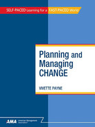 Cover of Planning and Managing Change