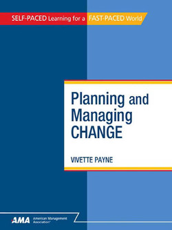Planning and Managing Change