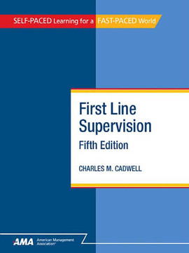 First Line Supervision, Fifth Edition