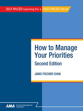 How to Manage Your Priorities