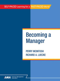 Becoming a Manager