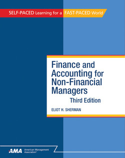 Finance and Accounting for NonFinancial Managers, 3rd Edition