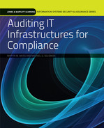 Cover of Auditing IT Infrastructures for Compliance