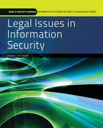 Cover of Legal Issues in Information Security