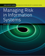 Cover of Managing Risk in Information Systems