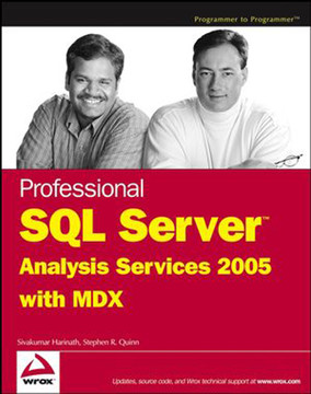 Professional SQL Server™ Analysis Services 2005 with MDX
