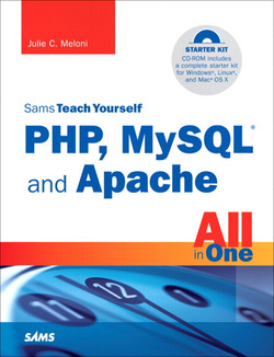 Sams Teach Yourself PHP, MySQL