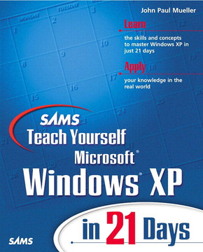 Sams Teach Yourself Microsoft Windows