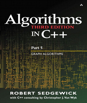 Algorithms in C++ Part 5: Graph Algorithms, Third Edition