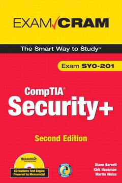 CompTIA Security+ Exam Cram, Second Edition