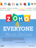 Cover of Zoho 4 Everyone