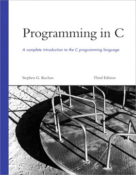 Programming in C, Third Edition