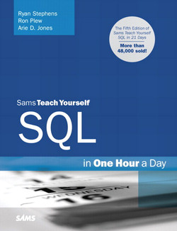Sams Teach Yourself SQL in One Hour a Day, Fifth Edition