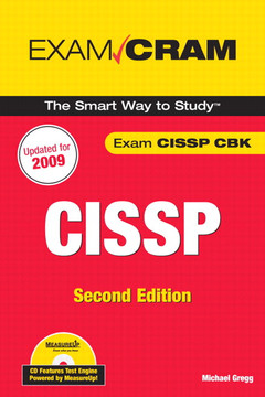 CISSP Exam Cram, Second Edition