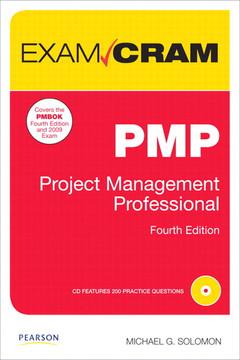 Exam Cram: PMP Project Management Professional
