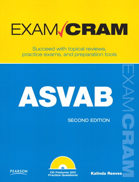 ASVAB Exam Cram, Second Edition