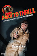 Cover of Shoot to Thrill: A Hard-Boiled Guide to Digital Photography