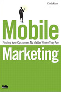Cover of Mobile Marketing: Finding Your Customers No Matter Where They Are