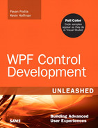 Cover of WPF Control Development Unleashed: Building Advanced User Experiences