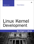 Cover of Linux Kernel Development, Third Edition