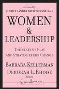 Cover of Women and Leadership: The State of Play and Strategies for Change