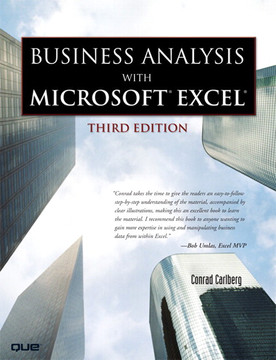 Business Analysis with Microsoft Excel, Third Edition